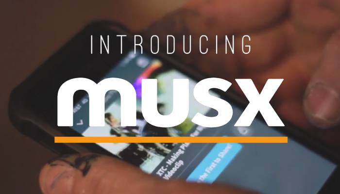 musx Social Music Discovery App
