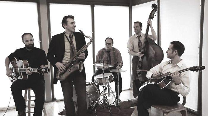 Jonathan Doyle Quintet