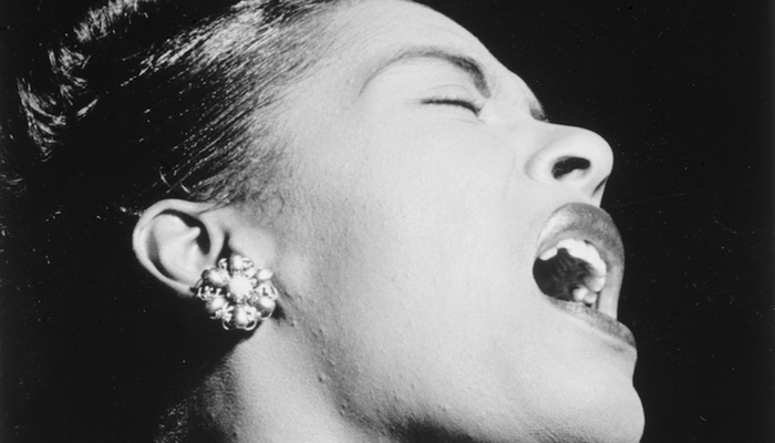 Song of the Week: Billie Holiday - Miss Brown To You